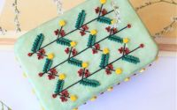 Lena - cutie de bijuterii cu motiv traditional