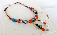 Colier multicolor African Dream