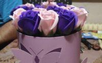 Aranjament  din flori parfumate
