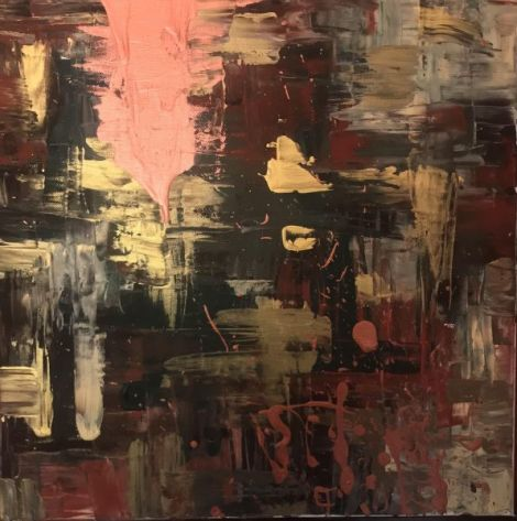 Pictura tablou abstract