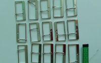 Catarama argintie 5 cm