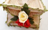 decoratiune Zoy flori de gheata