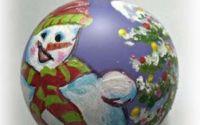 Glob pictat 4