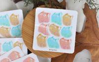 Pisici lichide - sticker