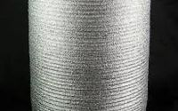 Bobina panglica argintie