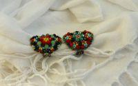 Inel multicolor hippie