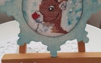 ornament renul mosului