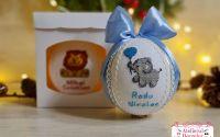 Glob personalizat elefantel