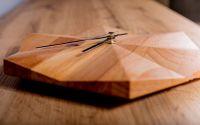 Ceas de perete lemn de fag