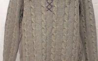 Bluza tricot bumbac