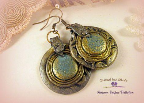 Cercei handmade Antique 2