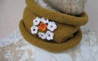 Accesoriu tricotat