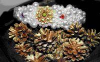 Diadema white tiara