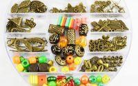 Kit margele si accesorii bijuterii 130 componente