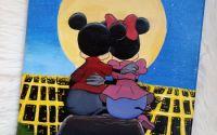 Tablou Minnie i Mickey