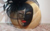Masca decorativa de perete