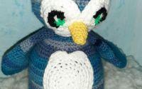 Pinguin crosetat