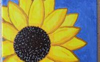 Pictura Floarea Soarelui