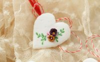 Martisor Brosa - Royal Blooming Heart