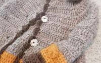 Cardigan fete lana alpaca