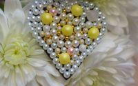 Brosa Yellow Love cusuta manual