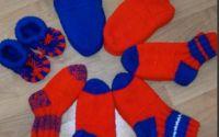 Ciorapi grosi  pentru copii si adulti