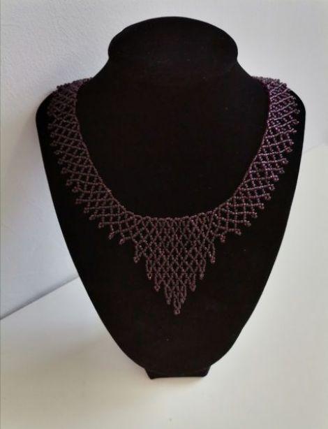 Colier Dark Purple