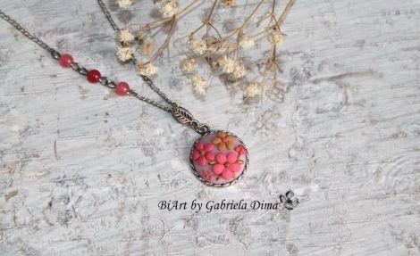 Minipandantiv roz