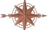 Ceas maritim pentru casa sau gradina antik brown
