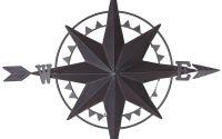 Ceas maritim pentru casa sau gradina antik black