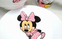 Set ceramica Minnie Mouse