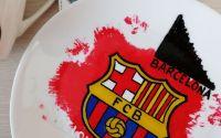 Cana si farfurie Messi
