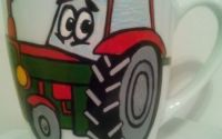 Cana tractor