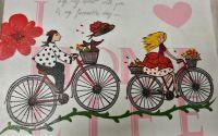 Set cani si tava biciclisti
