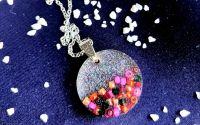 Pandantiv Colourful Beads
