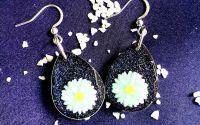 Cercei Blue Flower