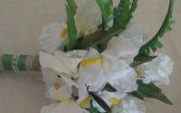 Buchet mireasa irisi
