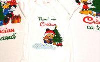 Tricouri Craciun familie -Mickey i Minnie