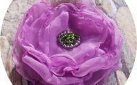 brosa floare mov lavanda