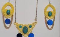 Set bijuterii lemon