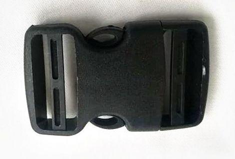 catarama trident reglaj neagra  40 mm