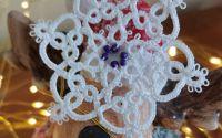 Ornament Crciun fulg