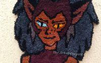 Covoras decorativ Catra She-Ra Princess of Power