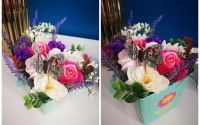 Aranjament floral Pascal