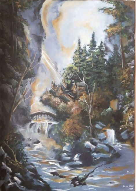 Rivendell- Lord of the rings