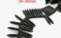 Tepuse tepi colti howlit sinteza   2930mm negru