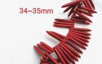 Tepuse tepi colti howlit sinteza  3435mm rosu