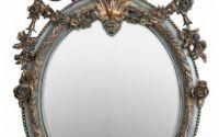 Oglinda baroc cu decoratiuni deosebite