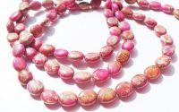 Regalit Jasp imperial roz oval 10 x 8 mm