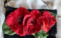 Posetuta de lana impaslita